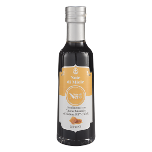 Note di Miele – Condiment with Balsamic Vinegar of Modena and honey