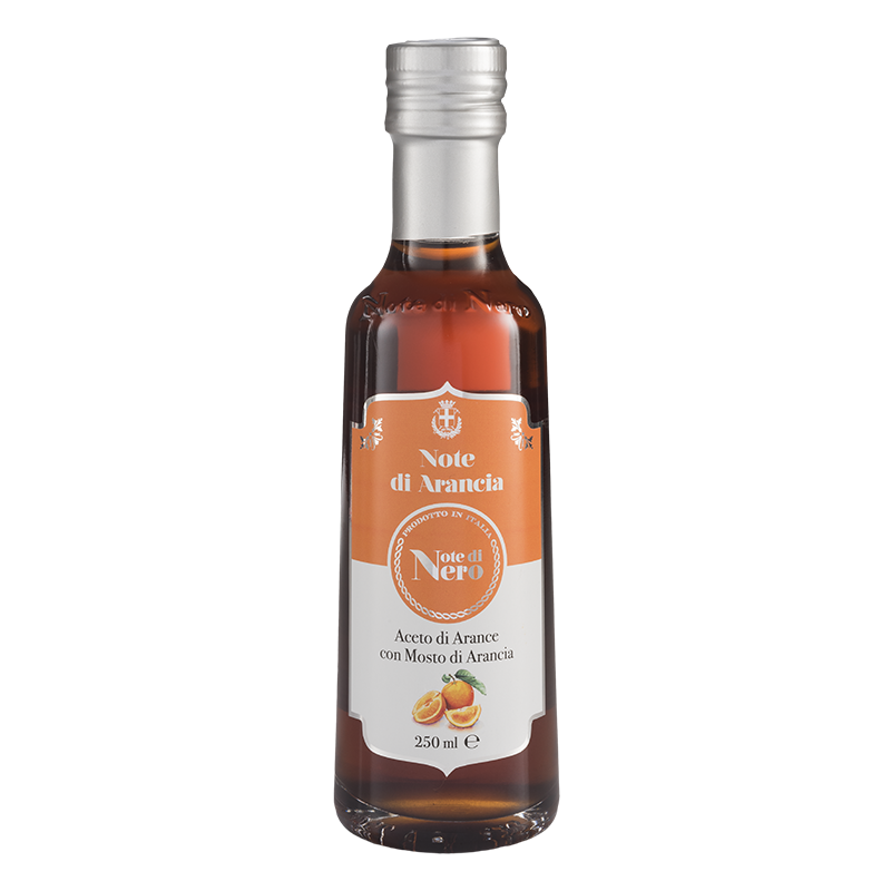 Note di Arancia – Orange Vinegar with orange must